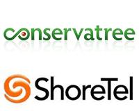 Conservatree/ShoreTel Case Study logo