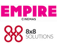Empire Cinemas/8x8 Case Study logo