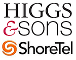 Higgs & Sons/ShoreTel Case Study logo