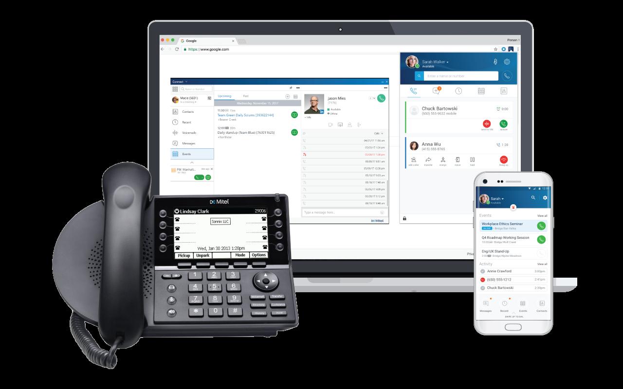 Mitel 6920 IP Phone
