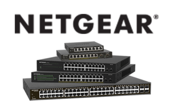 Netgear Switch and logo
