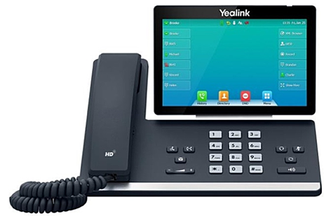 Yealink T57W Touch Screen