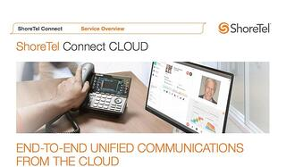 ShoreTel CONNECT CLOUD Overview Brochure