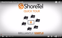 Go to Video / ShoreTel, Mobility & Homeworking