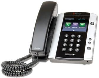 8x8 Polycom Business Phone Handset