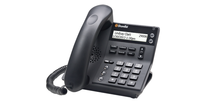 ShoreTel_Connect_IP420_IP_Phone