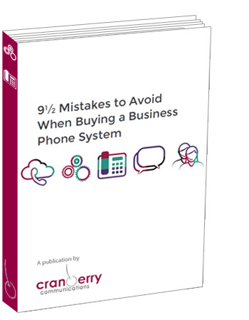 Cover, 91/2 Mistakes to Avoid when Buying a Business Phone System