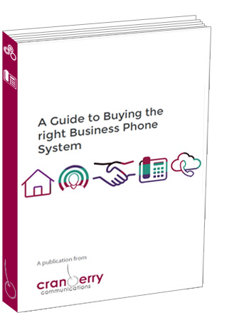 Cover, A Guide to Buying Business Phone Systems
