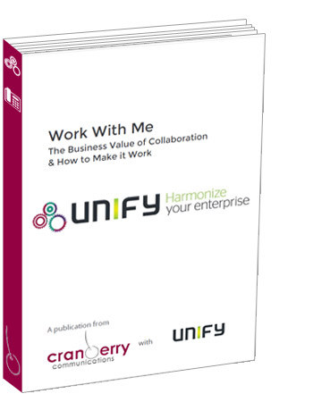Cover, Unify eBook the Business Value of Collaboration