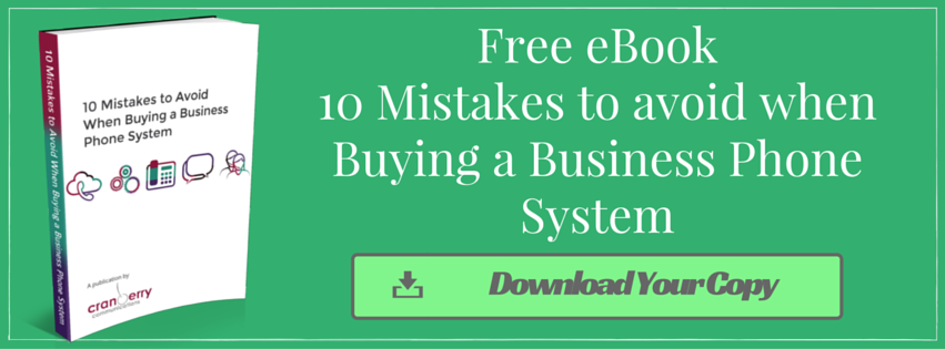 10 Mistakes to Avoid When Buying a Business Phone System